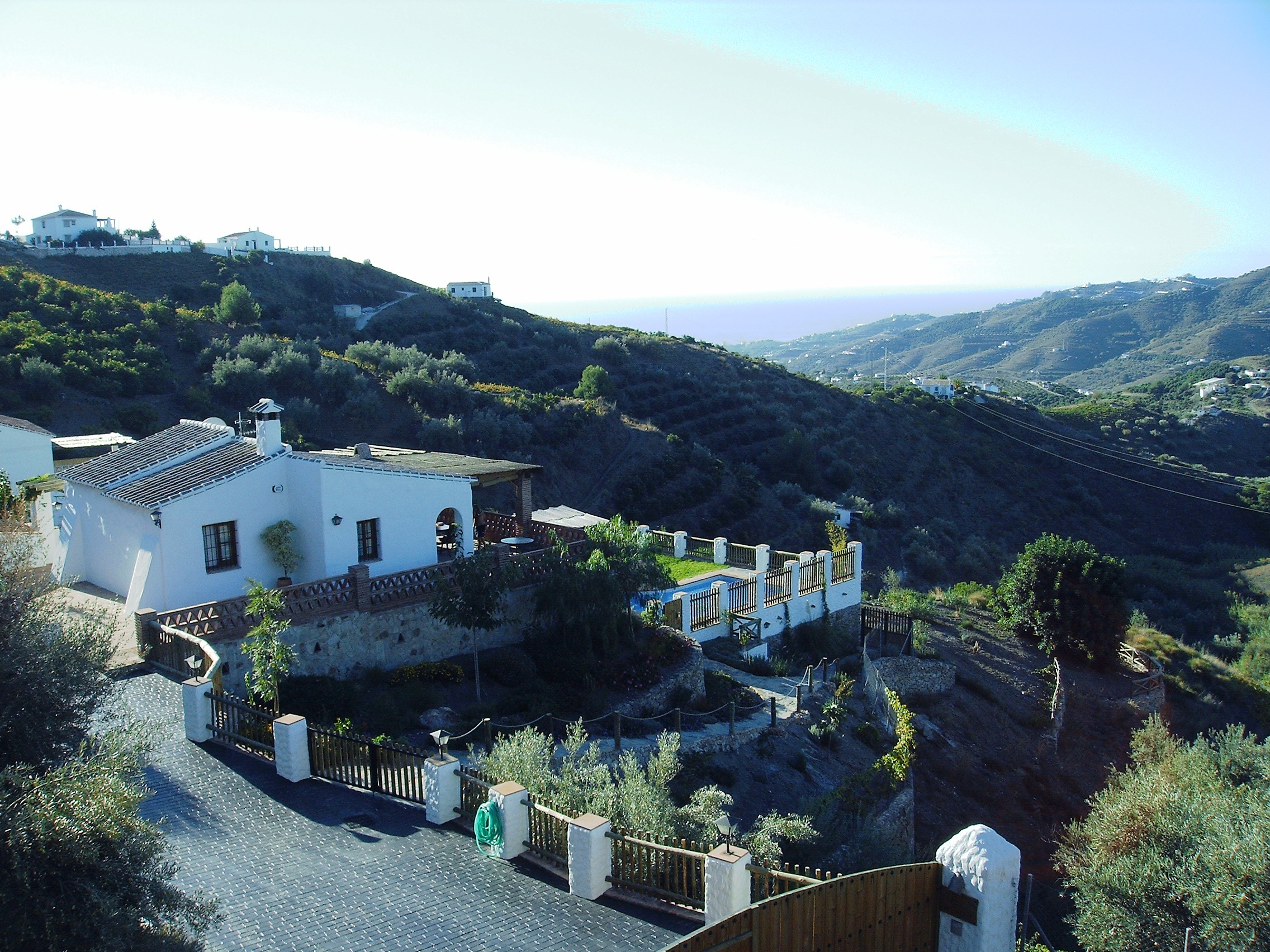 Villa With Private Pool To Compra In Campo De Frigiliana